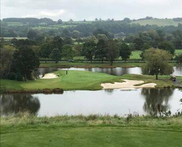 JCB Golf Club 4