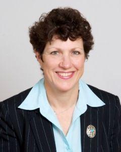 Jo Parker (MBE)