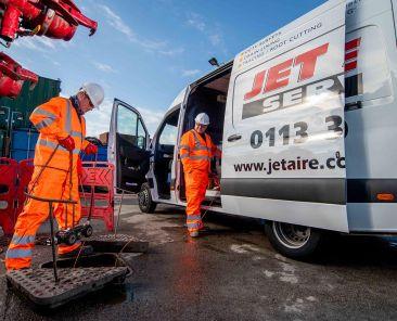 9 April 2021. Jet Aire Services, Aberford, Leeds.