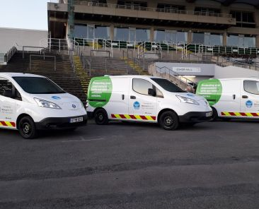 MUS and TW introduce electric vans into fleet (002)PIC 1