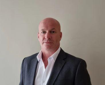 Martin Brown, chief executive, Barhale 1
