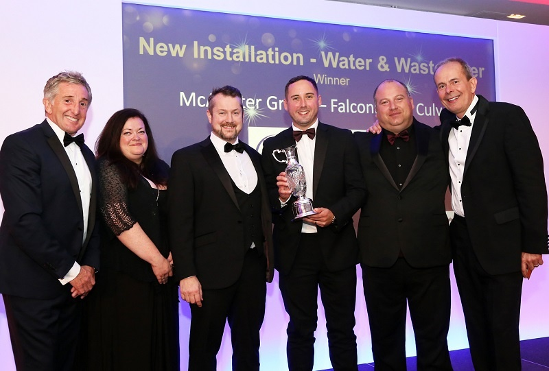 2019 New Installation W & W Winners - McAllister Group