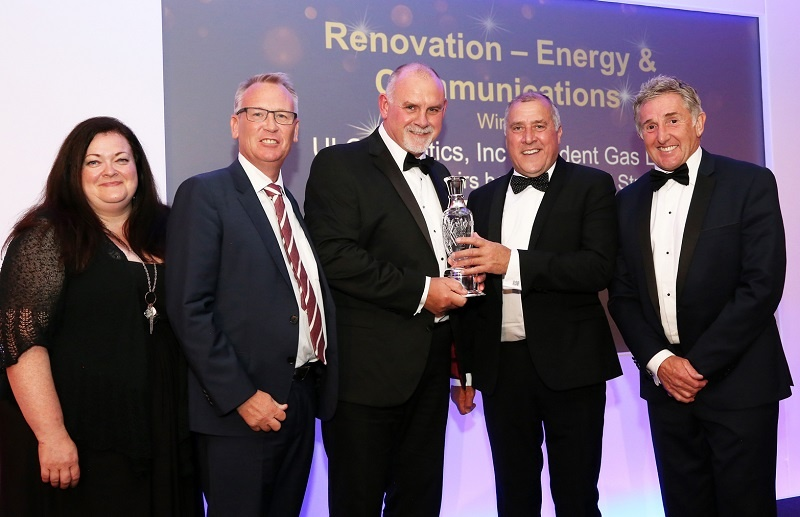 2019 Renovation E & C Winner - ULC Robotics