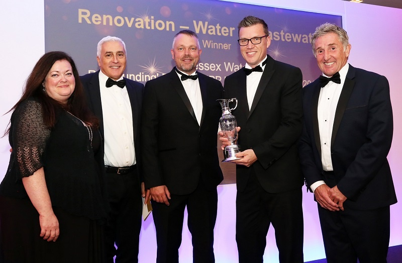 2019 Renovation W & W Winners - Wessex Water