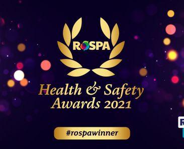 RoSPA Award Winner 2021
