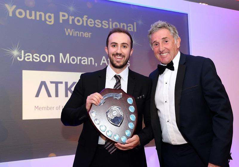 2019 Young Professional Winner - Jason Moran
